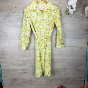 Vintage Nightgown/ robe